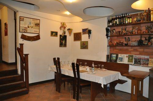 restaurant georgian ljubljana