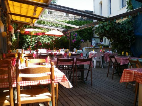 restaurant dining france