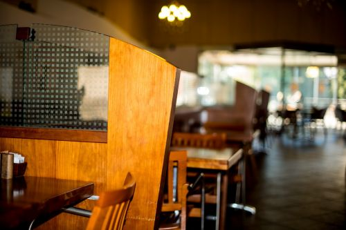 restaurant chair table
