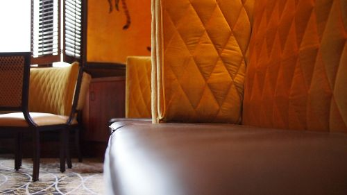 restaurant cafe seat