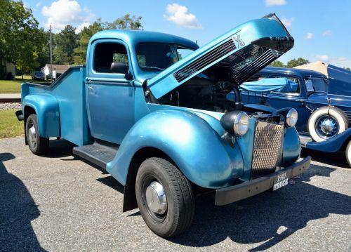 Restored 1940 Pickup Truck