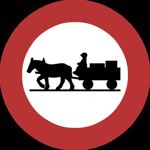 restriction carriages prohibition