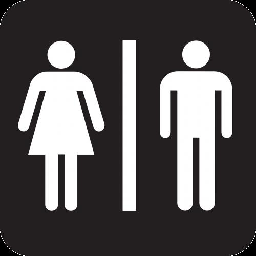 restroom public restroom rest room