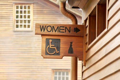 Restroom Women
