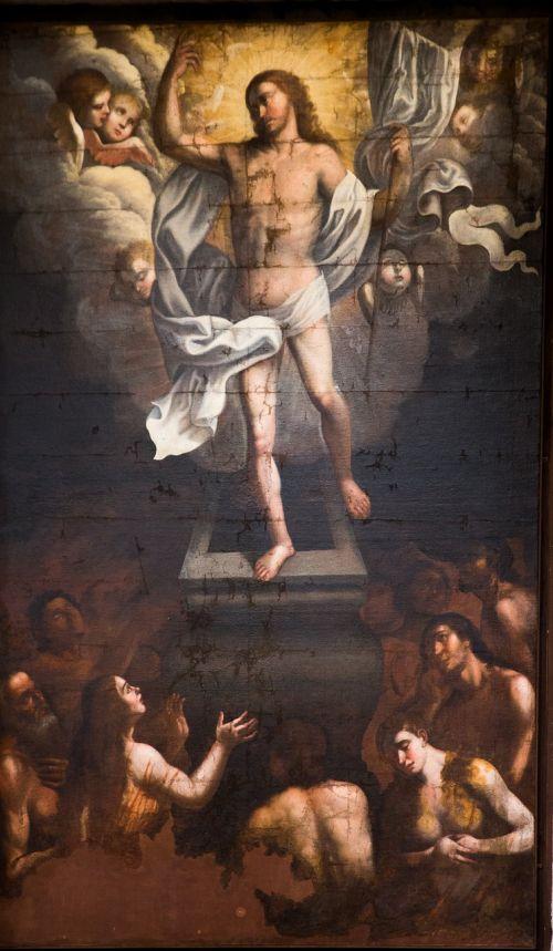 resurrection christ inferno