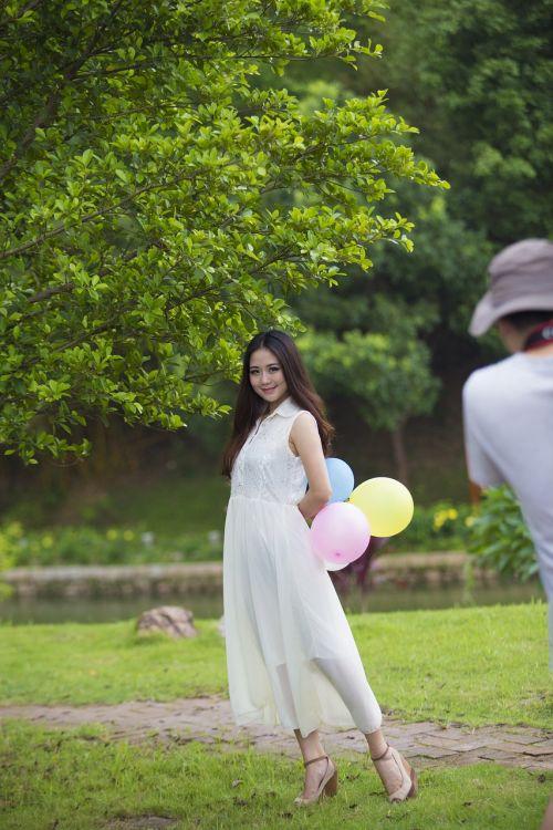 retouching beauty photograph