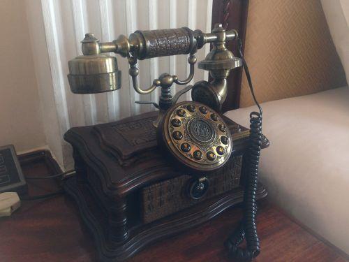 retro phone european