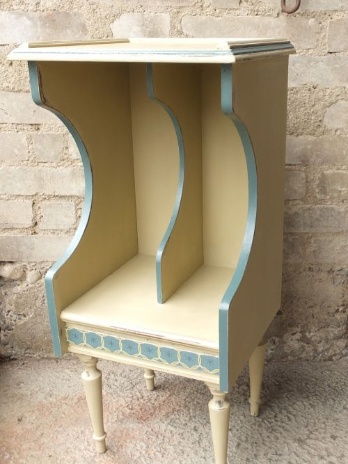 retro sideboard small table
