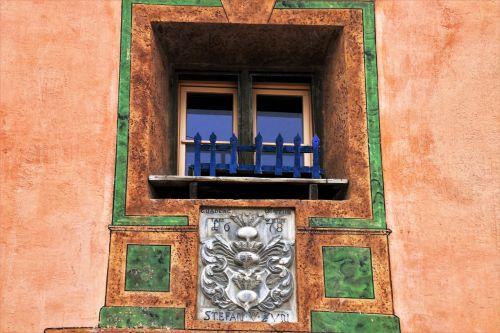 retro architecture old