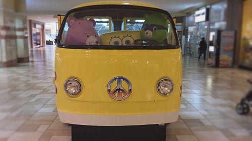 retro car transportation