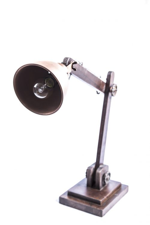 Retro Desk Lamp