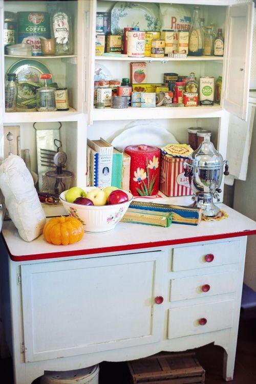 retro kitchen vintage cupboard retro