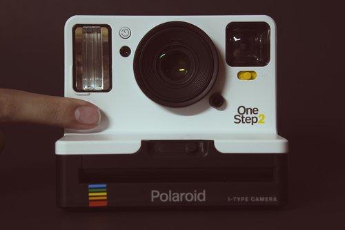 retro photography  polaroid camera  polaroid