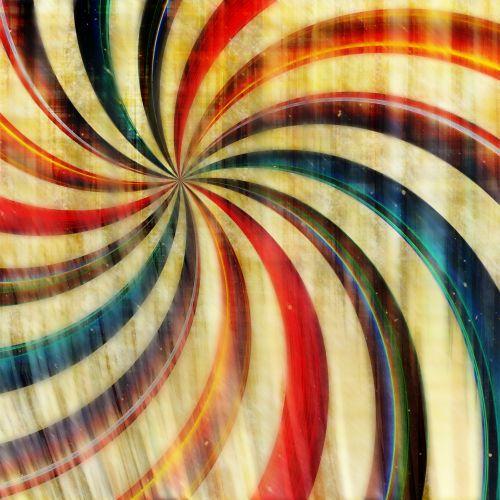 Retro Swirl