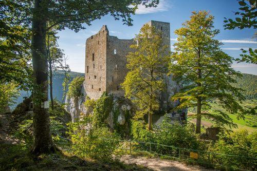 reußenstein castle russias stone swabian alb