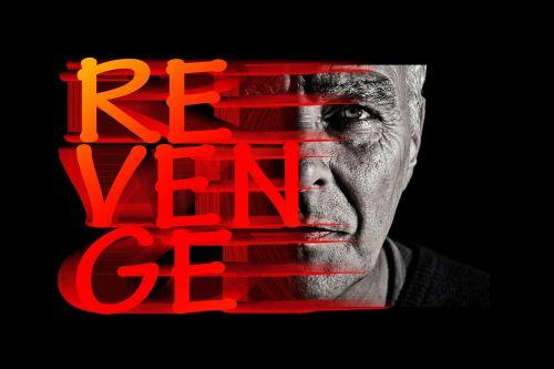 revenge face view