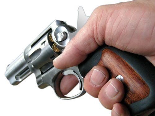 revolver colt pistol