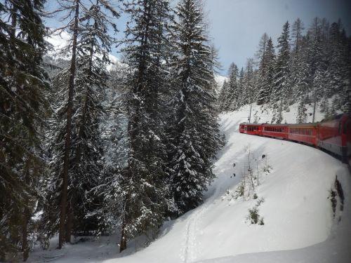 rhaetian railways graubünden ferrovia retica