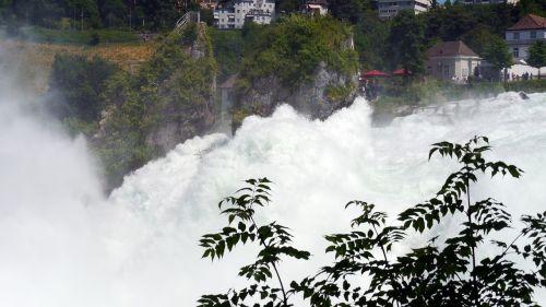 rhine waterfall schaffhausen