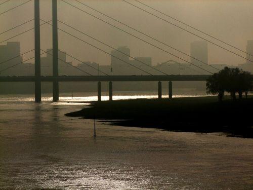 rhine water bridge