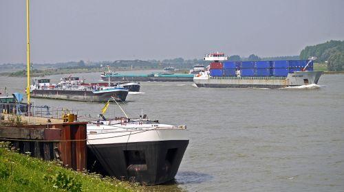 rhine border netherlands