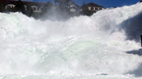 rhine falls schaffhausen water