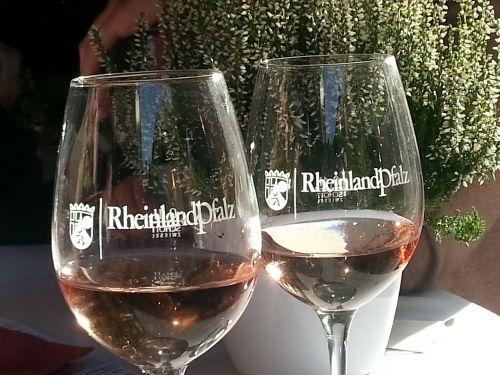rhineland palatinate wine rose wine