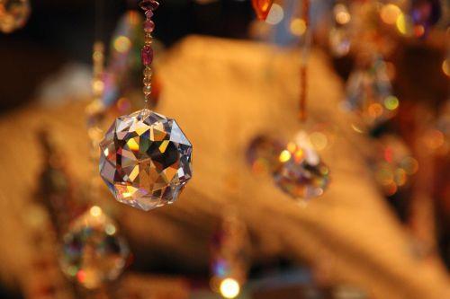 rhinestone glass christmas