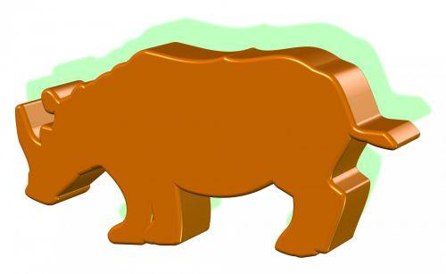 Rhino In 3D
