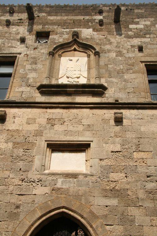 Rhodes Emblem Crest