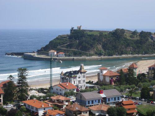 ribadesella asturias landscape