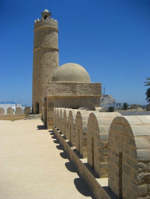 ribat sousse fortress