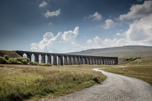 ribblehead viaduct  ribblehead  viaduct