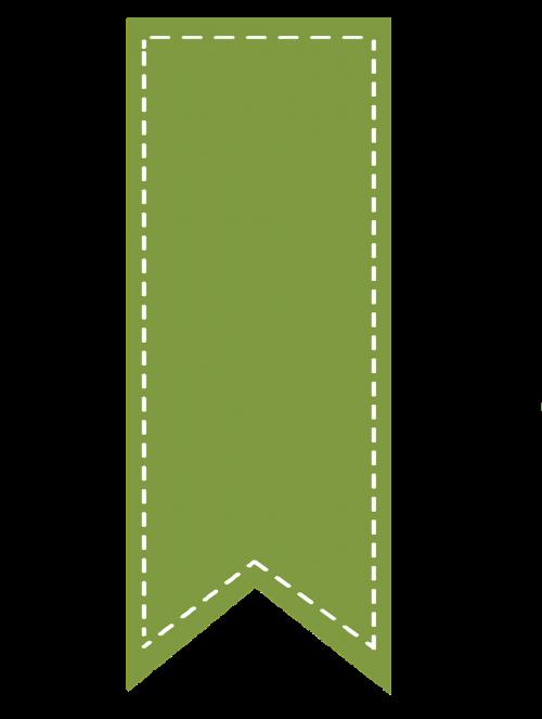 ribbon bookmark education