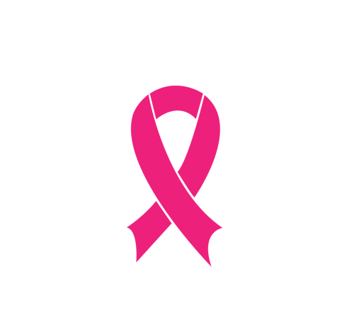 ribbon design pink
