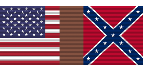 ribbon civil war america