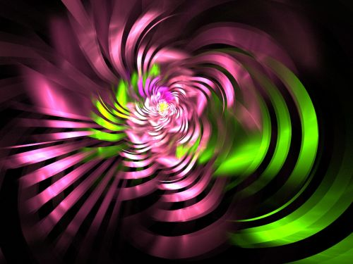 Ribbon Swirls