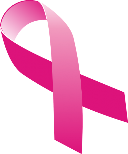 ribbon symbol cancer mama