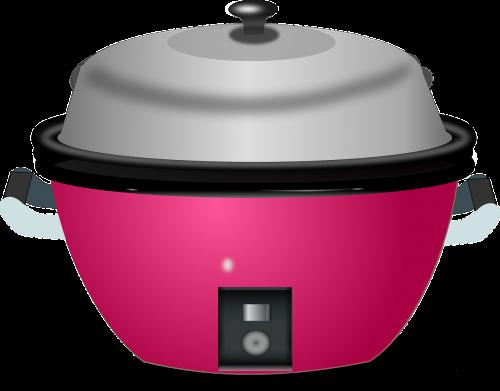 rice cooker pan cook