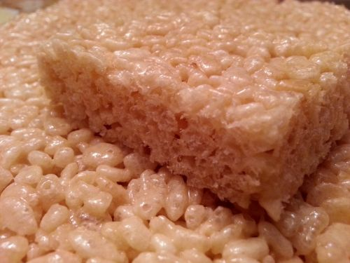 Rice Crispy Squares