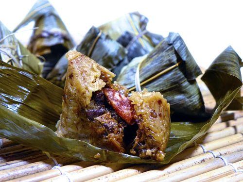 rice dumpling 粽子 glutinous rice