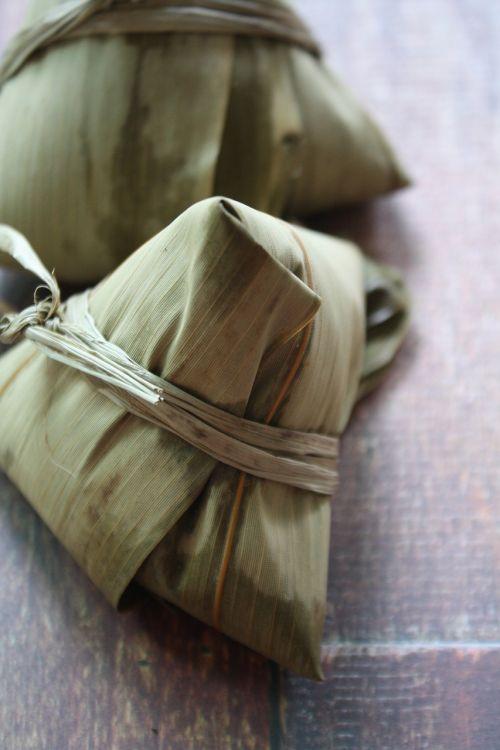 rice dumplings tradition asian