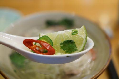 rice noodles viet nam food po