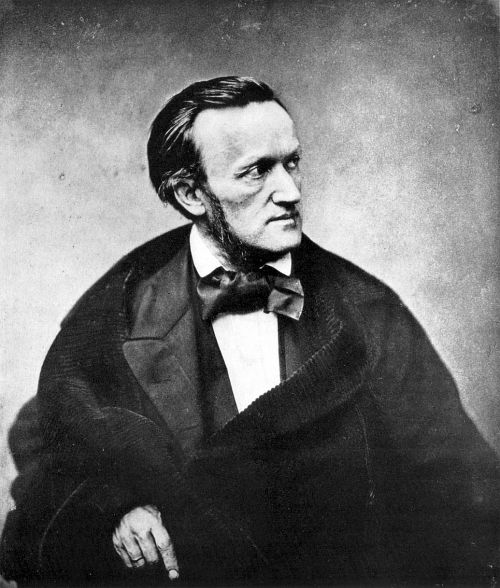 richard wagner composer playwright