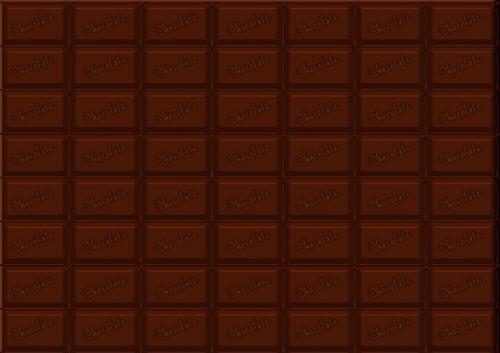 Rick Dark Chocolate Background