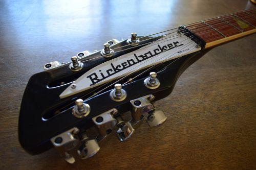 rickenbacker music rock