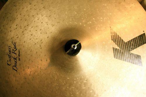 ride basin cymbal