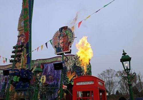 ride fairground folk festival