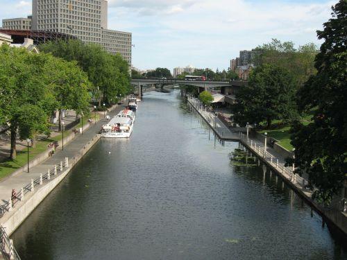 rideau canal ottawa locks