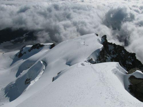 ridge eisgrat snow ridge